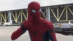 Akció és egy rejtélyes vörös a Pókember forgatásán kép