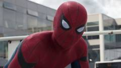 Tom Holland a Pókember jelmezről, illetve a karakter jövőjéről ejtett néhány szót kép