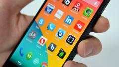 Tele van adathalász appokkal a Google Play! kép