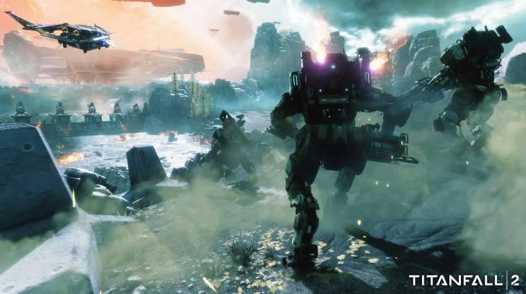 Titanfall 2 - megjött a fejlesztők válasza a multival kapcsolatos problémákra bevezetőkép