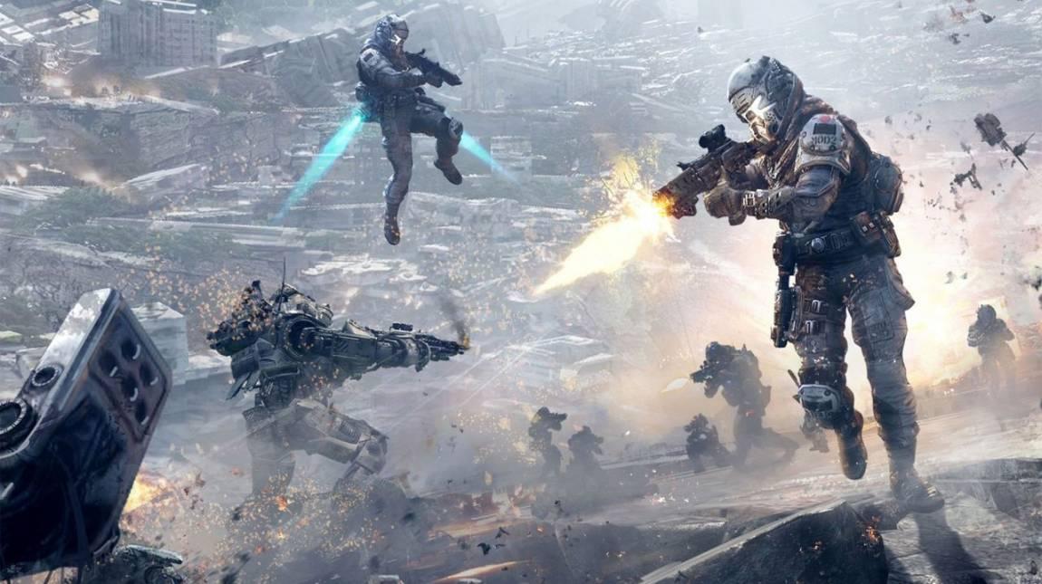 Titanfall 2 - új traileren az egyjátékos kampány bevezetőkép