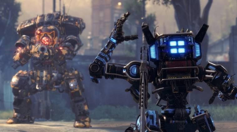 Titanfall 2 - ingyenes lesz a kampány egyik legjobb küldetése bevezetőkép