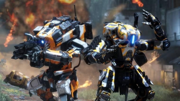 A nagy siker miatt ingyenes lett a Titanfall 2, de érdemes sietni bevezetőkép