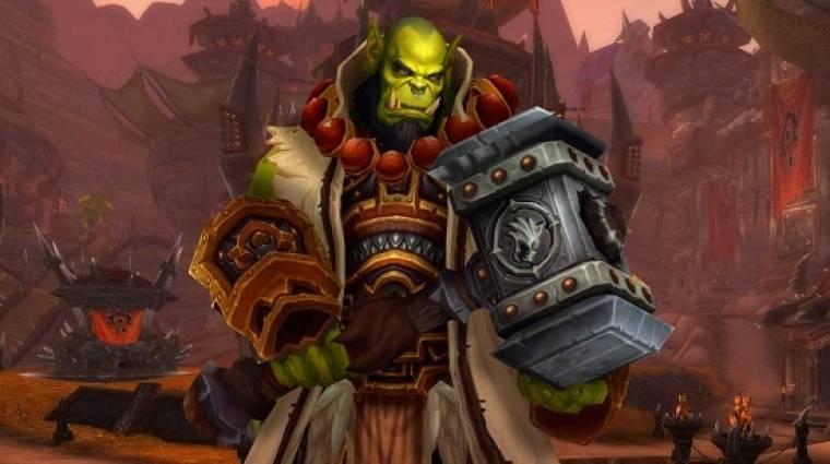 World of Warcraft - lecsapott a banhammer a botok használóira bevezetőkép