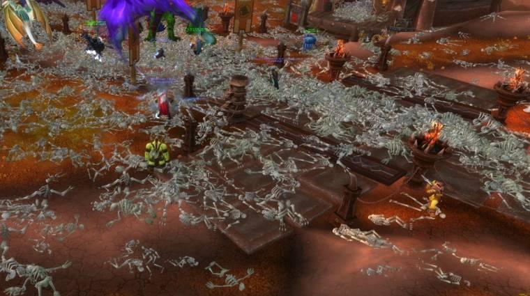 A World of Warcraft egyik legemlékezetesebb hibájából Hearthstone kártya lett bevezetőkép