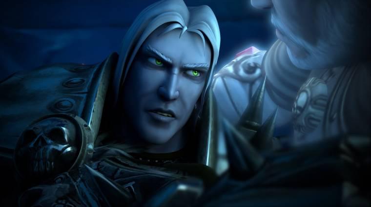 Rajongók keverték újra a World of Warcraft egyik legdrámaibb átvezetőjét bevezetőkép