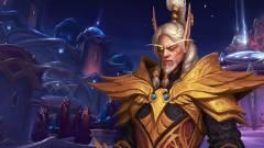 A World of Warcraft két karakterének meghitt pillanata megőrjítette az internetet kép