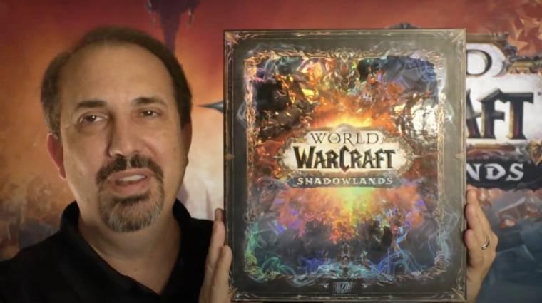 Íme a World of Warcraft: Shadowlands gyűjtői kiadása, indul a béta is bevezetőkép