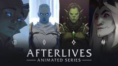 Animációs sorozat vezeti fel a World of Warcraft: Shadowlands történetét kép