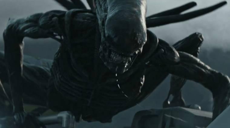 Kevesebb Alienre számíthatunk a Covenant folytatásában kép