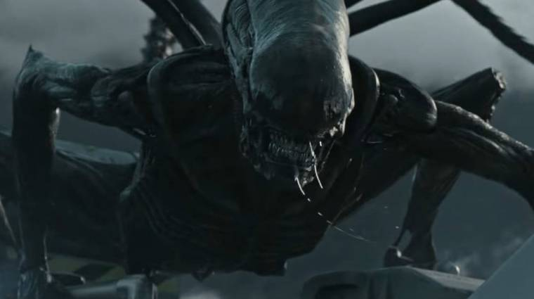 Alien: Covenant - a szinkronos trailer sem kevésbé ijesztő kép
