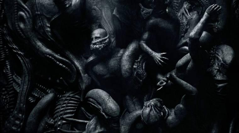 TV Spotokon az Alien: Covenant kép