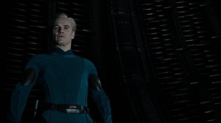 Alien: Covenant prológus - ez történt Daviddel a Prometheus után kép