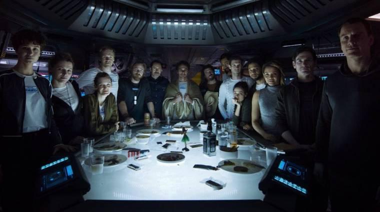 A Fox újragondolja az Alien franchise jövőjét kép