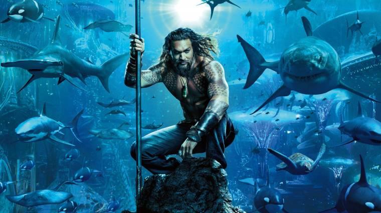 Comic-Con 2018 - nagyot szól az Aquaman előzetese kép