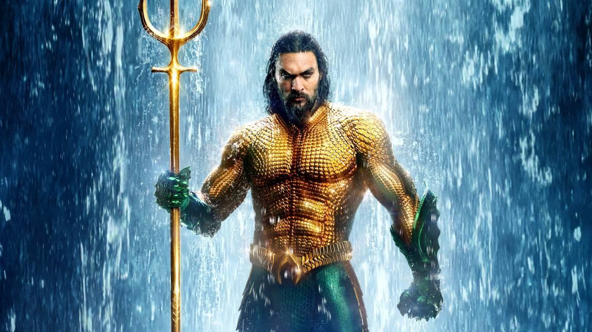 Aquaman - Kritika kép