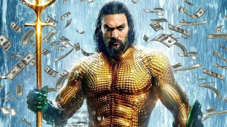 Hivatalosan is az Aquaman minden idők legsikeresebb DC-s mozifilmje bevezetőkép