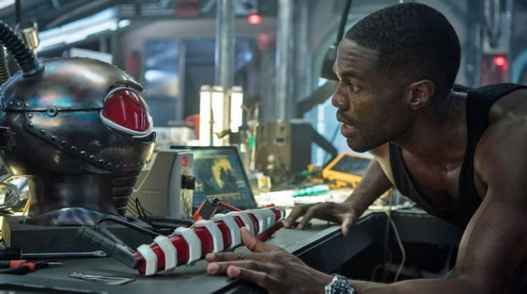 Az Aquaman írója egy Black Manta filmet is szívesen látna kép