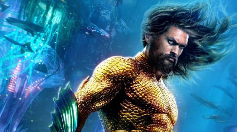 James Cameron elmondta a véleményét az Aquamanről kép