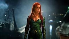 Amber Heard megerősítette, hogy visszatér Meraként az Aquaman 2-ben kép