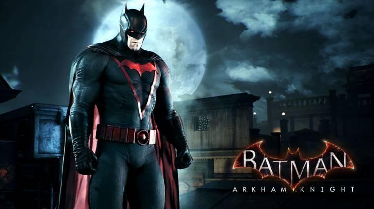 Mindenkinek elérhetővé válik egy korábban nagyon ritka Batman: Arkham Knight skin bevezetőkép
