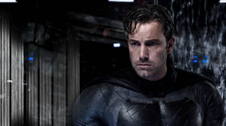 BRÉKING: Ben Affleck még egyszer visszatér Batman szerepéhez a Flash-filmben! kép