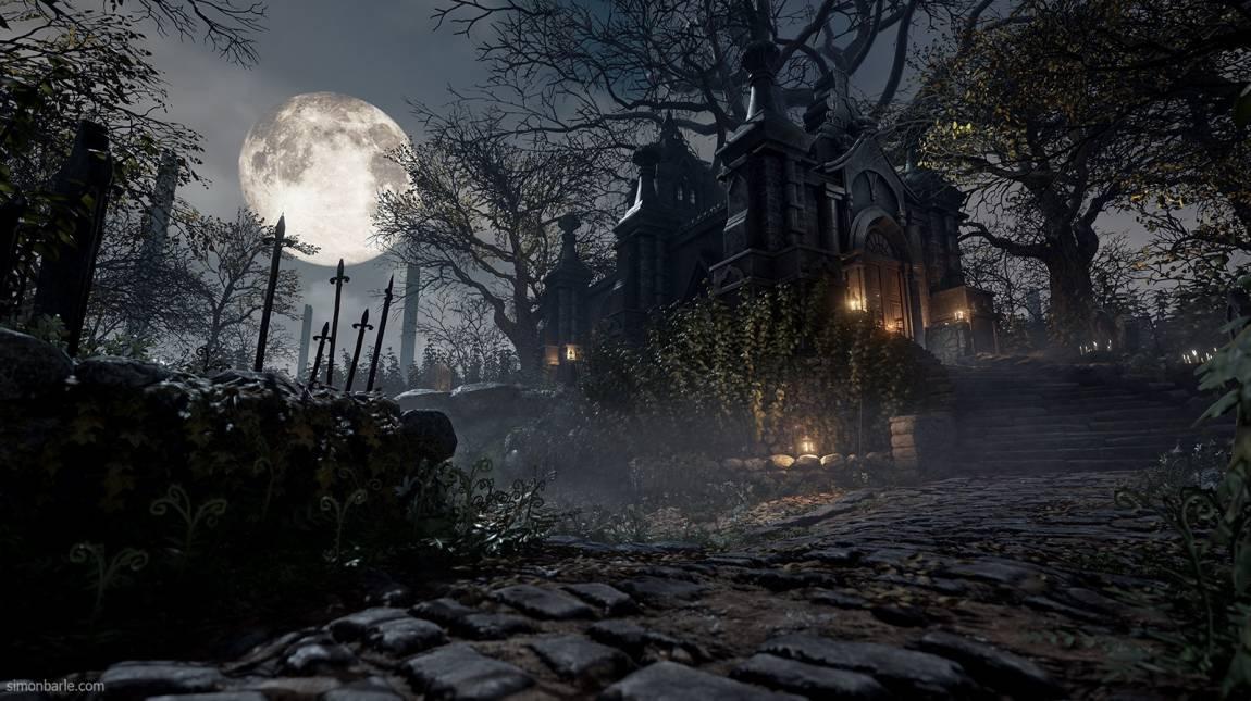 Bloodborne - így nézne ki Unreal Engine 4-gyel bevezetőkép