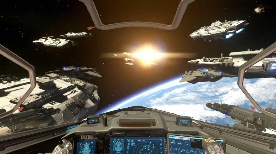 Call of Duty: Infinite Warfare - új jelenetek a rövidke reklámban bevezetőkép