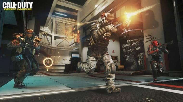 Call of Duty: Infinite Warfare - most közel egy hétig ingyen játszhatsz vele PS4-en bevezetőkép