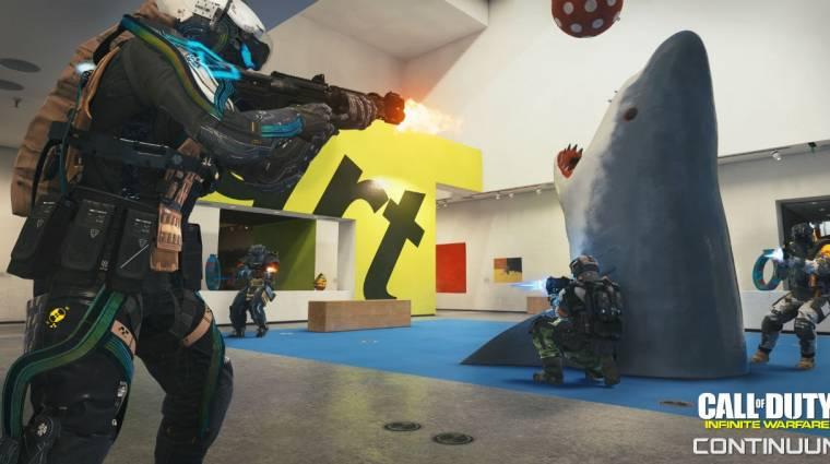 Call Of Duty: Infinite Warfare - befutott PS4-re az új DLC bevezetőkép