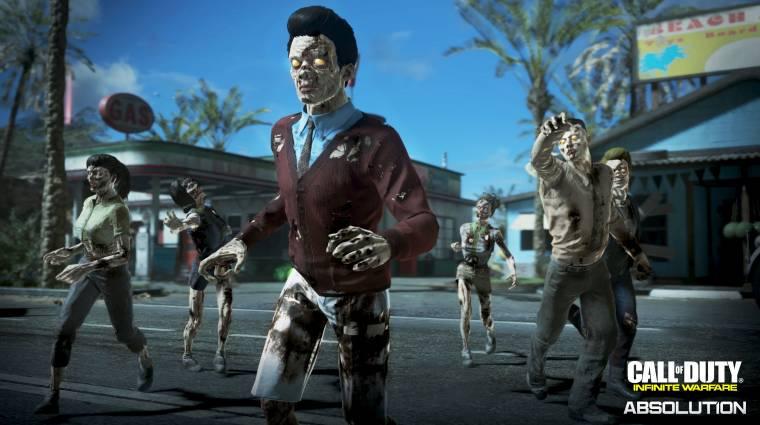 Call of Duty: Infinite Warfare - jövő héten jön a következő DLC bevezetőkép