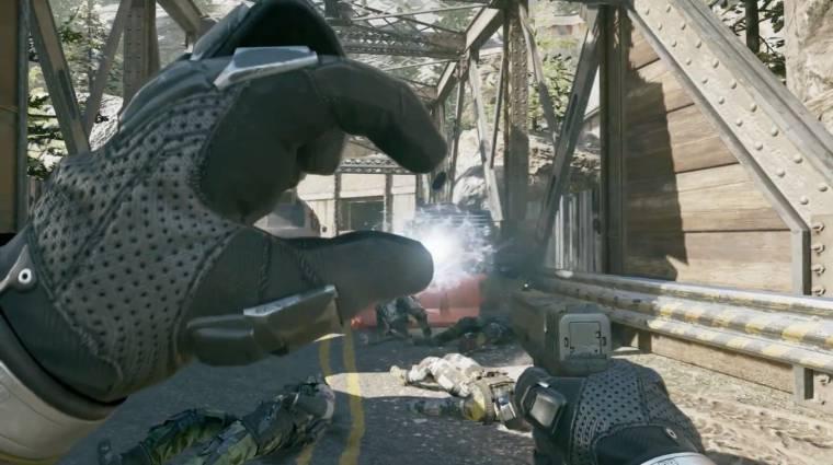 Call of Duty: Infinite Warfare - ujjainkkal zúzhatjuk össze az ellenfeleinket bevezetőkép