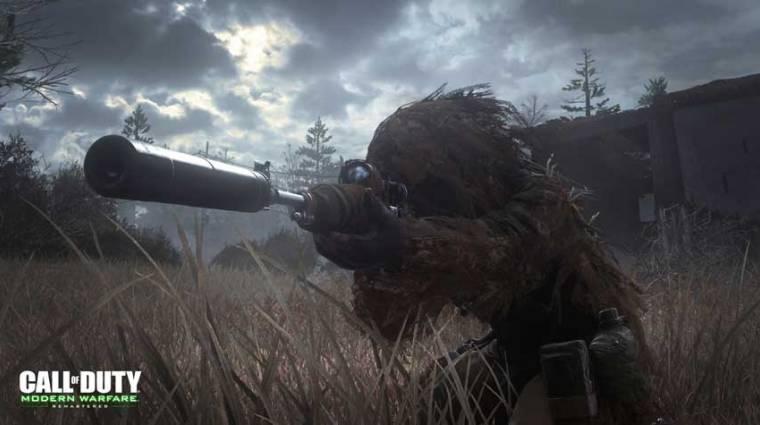 Call of Duty: Modern Warfare - egy DLC megvásárlásával a veteránoknak lehet adományozni bevezetőkép