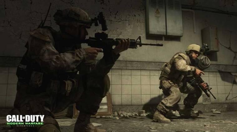 Call of Duty: Modern Warfare Remastered - végül önállóan is megjelenhet bevezetőkép