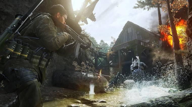 Call of Duty: Modern Warfare Remastered - klasszikus térképeket hoz vissza az új DLC bevezetőkép