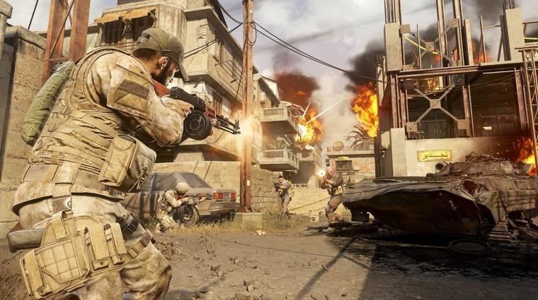 Call of Duty: Modern Warfare Remastered - hivatalos az önálló változat, de most csak egy platformra jelenik meg bevezetőkép