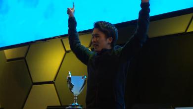 Gyönyörűen játszott a Capcom Cup 2018 győztese