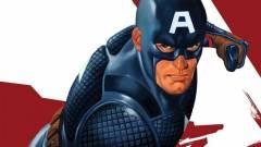 Miért akadt ki a fél internet az új Amerika Kapitány képregényen? kép
