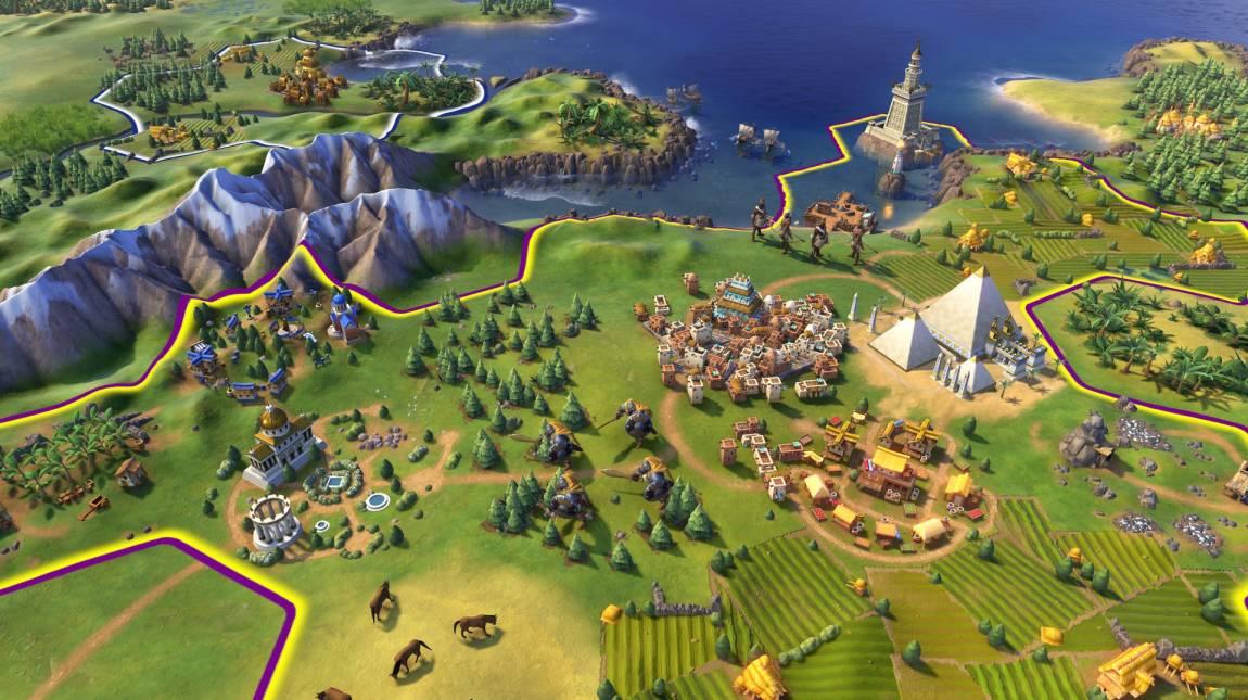 Civilization VI - így működnek majd a városok bevezetőkép