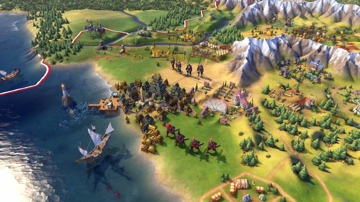 Sid Meier's Civilization VI bejelentés - még idén megjelenik a következő rész bevezetőkép