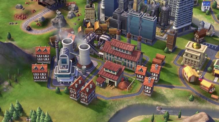 Civilization VI - izgalmas lett az új frissítés bevezetőkép