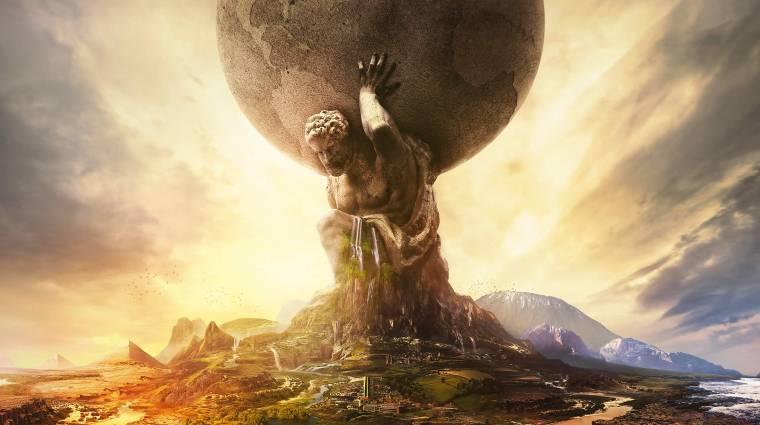 Civilization VI - mérföldkőhöz érkezett a Firaxis stratégiája bevezetőkép