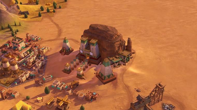 Civilization VI - Núbia is csatlakozik a következő DLC-vel bevezetőkép
