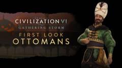 Civilization VI: Gathering Storm - Szulejmánnal jönnek a törökök kép