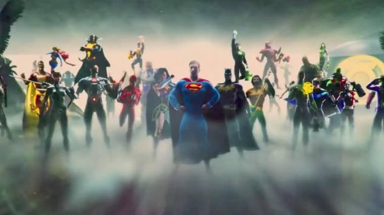 BRÉKING: A Warner két tervezett DC-filmet is törölt! kép