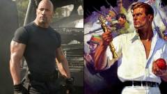 Dwayne Johnson lesz Doc Savage! kép
