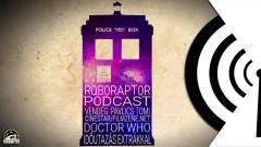 Podcastben jártunk, Doctor Who-ról beszéltünk kép