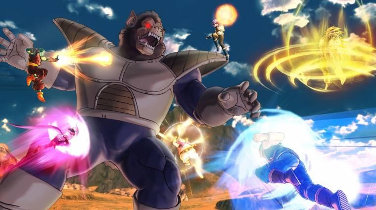 Dragon Ball Xenoverse 2 - kipróbálhatjuk majd megjelenés előtt bevezetőkép