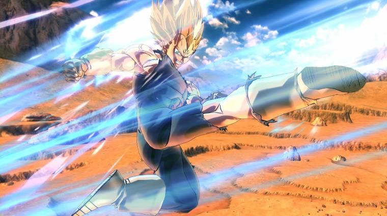 Dragon Ball Xenoverse 2 - kemény harcok az új gameplay videókon bevezetőkép