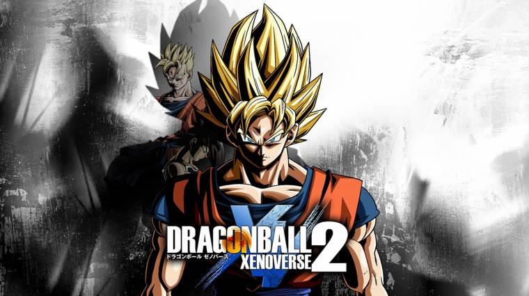 Dragon Ball Xenoverse 2 - Goku egy halálos testvérpárral csap össze bevezetőkép